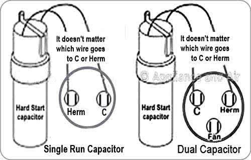 Wiring Diagram Hard Start Kit
